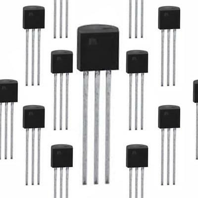50x  MPSH10 Transistor RF NPN Low Noise, 650MHz