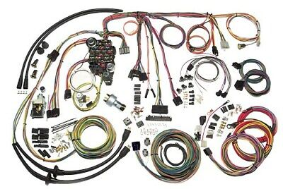 1957 Chevy Classic Update Wiring Harness Update Kit # 500434