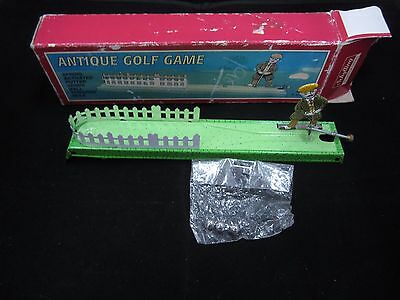 Schylling Collector Series Tin Antique Golf Game AS-IS