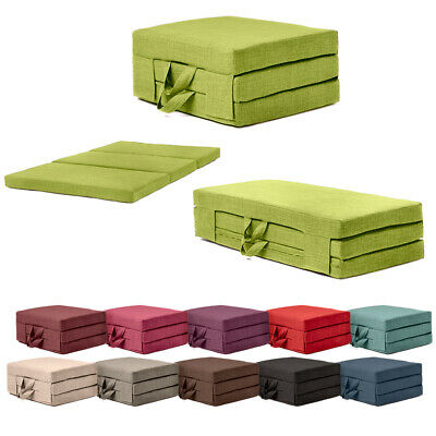 Roly Poly Guest Sleep Over Mattress Roll Up Futon Z Bed ...