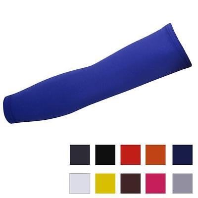 1pair Cycling Bicycle Arm Warmers Cuff Sleeve Cover UV Sun Protection Arm Guard