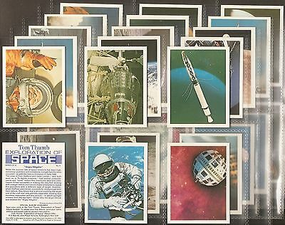 Players Tom Thumb-Full Set- Exploration Of Space - Exc+++