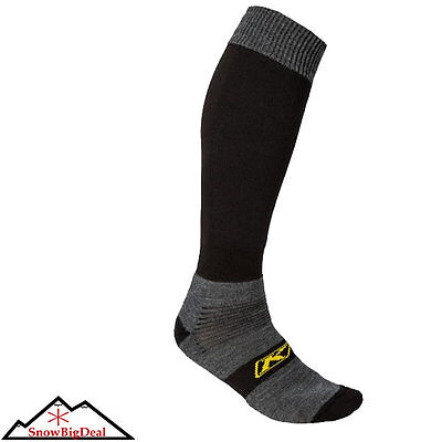 Klim Sock Technical Moisture Wicking Riding Sock for Snowmobile Motorcycle 2016