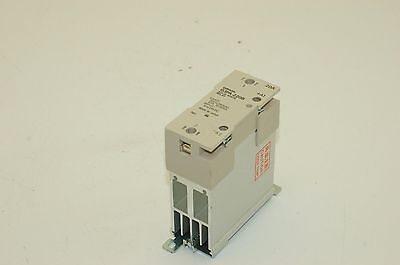 Omron G3PA-220B Solid State Relay, 100-240VAC Load, 5-24VDC Input