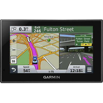 """Garmin nuvi 2689LMT 6"""" GPS Navigation System with Bluetooth and Lifetime Maps"""