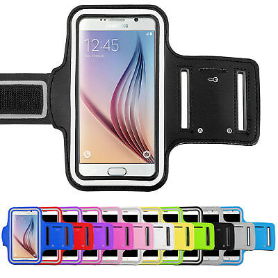 New Sports Gym Armband Arm Case Running Exercise for Samsung Galaxy S6 & S6 Edge