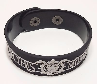 New In This Moment Rubber Bracelet Wristband Unisex Men Women Souvenirs Day Wb77