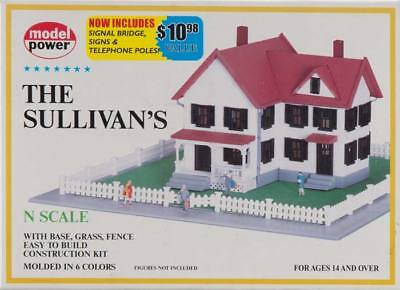 NEW Model Power The Sullivan s House Kit N 1557