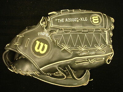 1991-93 Anthony Young New York Mets Autographed & Game Used Glove