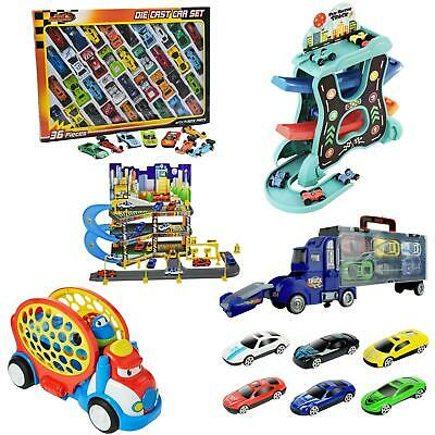 Die Cast F1 Racing Cars Vehicle Play Set Toy Car Childrens Boys or Play Mat