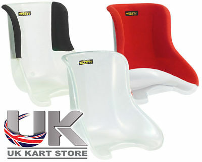 Tillett Seat T8 Standard Blu 1/4 Cover MS UK KART STORE