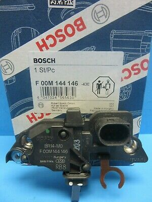 Genuine BOSCH Voltage Regulator F00M144146 for Mercedes OEM# 0031546506
