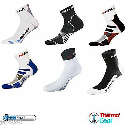 Cycling Bike Pro Socks  Made In Italy By Nalini Various Sizes  & Styles New