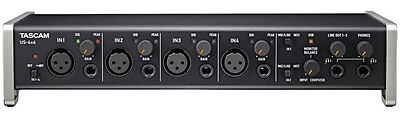Tascam US-4x4 4-in/4-out USB Audio/MIDI Interface w/iOS Compatibility New
