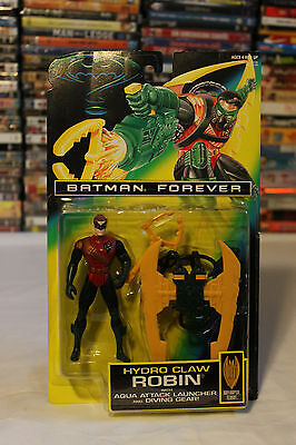 Kenner Batman Forever Hydro Claw Robin Action Figure