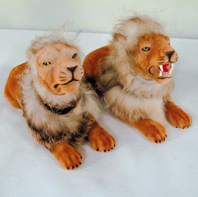 NEW BOBBLE HEAD LIONS wild life lion animal toy tiger novelty toys bobbing DASH
