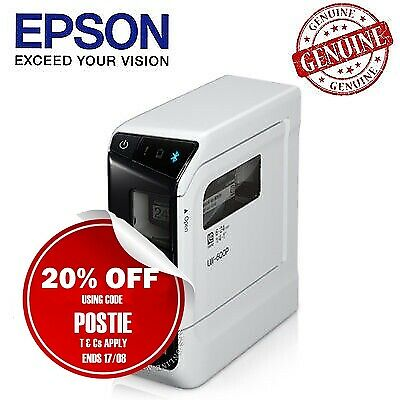 Epson LW-600P Portable Wireless Label Printer+Tape Cutter+Mobile Connect PC/MAC