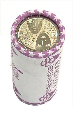 25 x Finland 2 Euro commemorative coin 2006 universal and equal suffrage in Roll