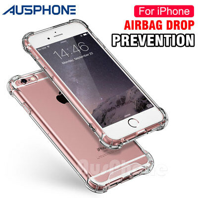 wholesale dealer 02560 7ef9f IPHONE 6S/ 6 Plus SE 5S 5 Shockproof Heavy Duty Hard Armor Case Cover for  Apple