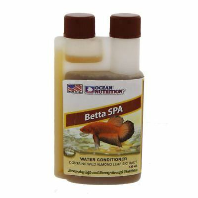 Ocean Nutrition Atisons Betta SPA 125ml Water Conditioner for Siamese Fighter