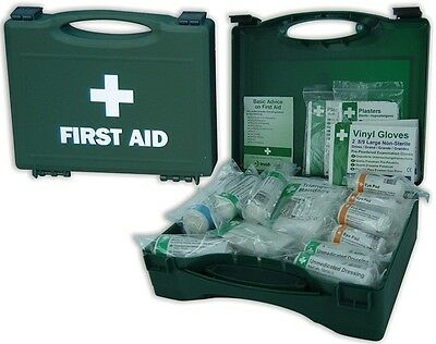 1-10 Persons Hse First Aid Kit K10AECON Safety First Aid New