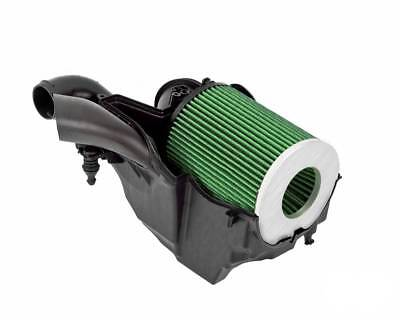 Green Cotton Cone Performance Highflow Air Filter Ford Focus ST Mk3 2.0 Ecoboost