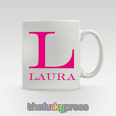 Your Name On A Mug Fun Coffee Cup Personalised Gift