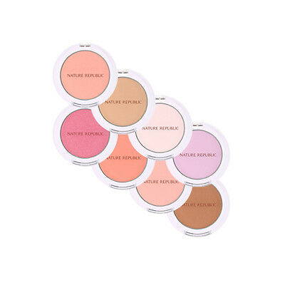 [NATURE REPUBLIC] By Flower Blusher - 5.5g