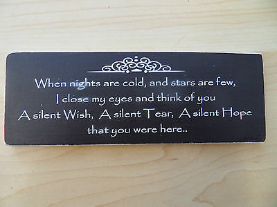 Shabby Heaven quote plaque sign chic and unique