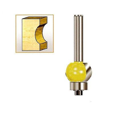 (B Type) Concave Sunk Bead Cutter Router Bit