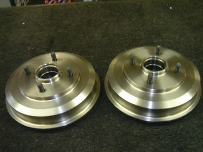 Ford Focus Mk1 Hatchback Estate All Models 2 Rear Brake Drum For Both Side New
