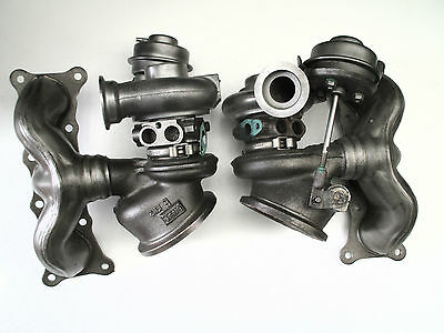 Left+Right Turbocharger BMW 335 i E90 / E91 / E92 / E93 (2006-2010) 306 HP
