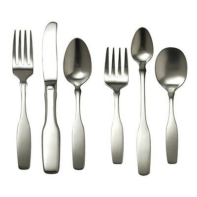 Oneida Paul Revere Infant & Child  6 Piece Progress Flatware Set