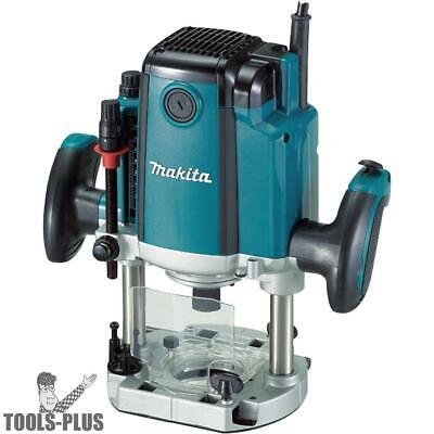 "3-1/4 HP 15.0 Amp 2-3/4"" 22,000 RPM Smooth Plunge Router Makita RP1800 New"