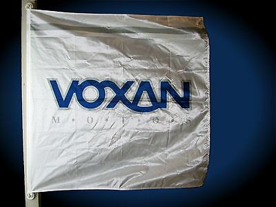 Voxan Fahne Riesig ca. 100 x 100 cm, absolut SELTEN / Voxan Flag Absolutely Rare