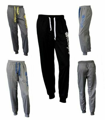 NEW Men's Track Pants Cuff Trousers Harem Sports Casual Elastic Waist- Athdept
