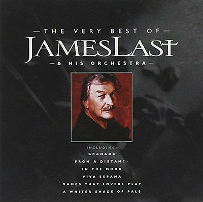 NEW Very Best of James Last & His Orchestra (Audio CD)