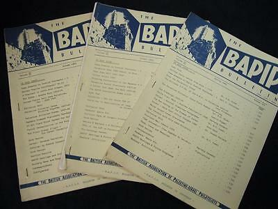 The Bapip Bulletin - 1983 - Complete