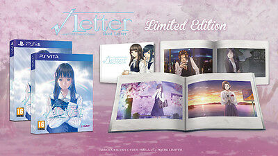 Root Letter Limited Edition w/ Artbook PS4 Brand New & Sealed
