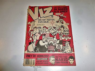 Viz Comic - Issue 33 - Date 12/1988 - UK PAPER COMIC