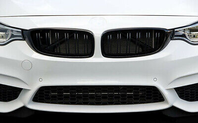 BMW F32 F33 F36 F82 Gloss Black Kidney M M4 Sport Front Grill Cabriolet Coupe