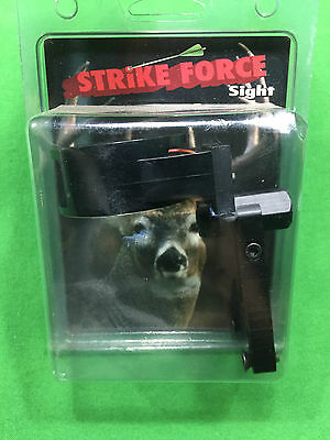 GWS Pro Hunter Strike Force 3 fibre optic pin sight
