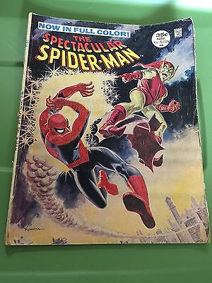 The Spectacular Spider-Man Vol. 1, #2 Marvel Comic Book 1968 The Goblin Lives