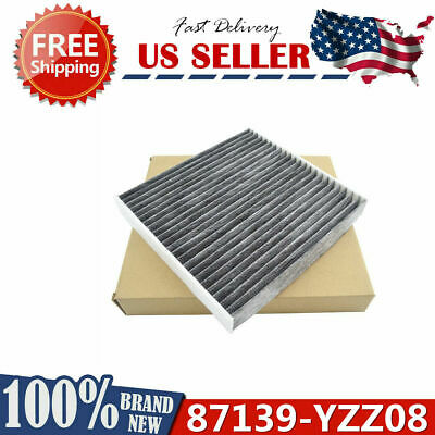 Carbon Fiber Cabin Air Filter for 2006-2013 Lexus IS250 IS350 2007-2014 LS460