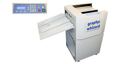 Graphic Whizard PT 330S Creaser & Perforator - NEW!!