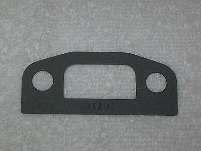 OEM Allis Chalmers Tractor Thermostat adap plate Cyl Hd Gasket B C CA 70207183