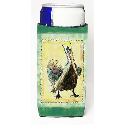 Carolines Treasures 8094MUK Bird Pelican Michelob Ultra s for slim cans