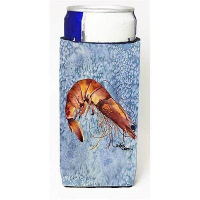 Cooked Shrimp Cool Blue Water Michelob Ultra s For Slim Cans 12 oz.