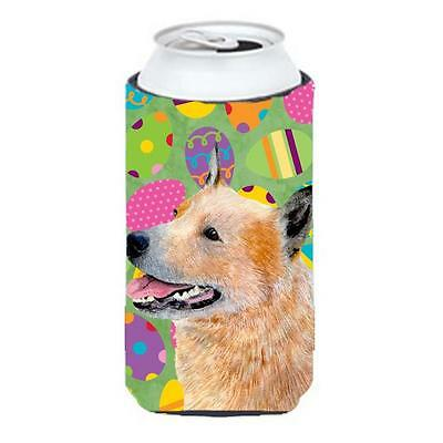 Australian Cattle Dog Easter Eggtravaganza Tall Boy Hugger 22 To 24 oz.