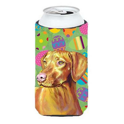 Carolines Treasures Vizsla Easter Eggtravaganza Tall Boy Hugger 22 To 24 oz.